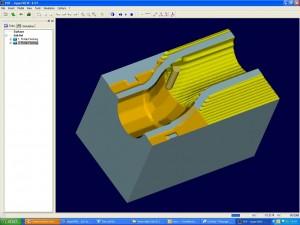 Hypermill screen shot